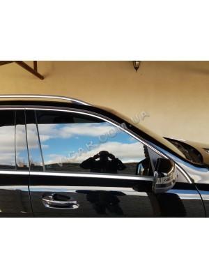 Верхние молдинги дверей Mercedes W 166
