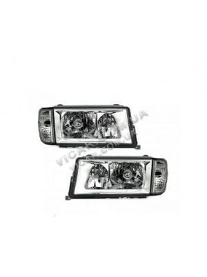 Передние тюнинг фары Mercedes W201 / 190 (86-92)