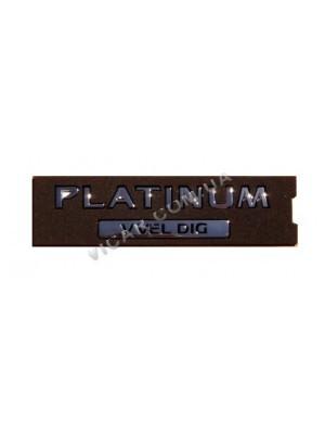 Наклейка PLATINUM