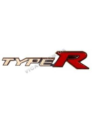 Эмблема радиаторной решетки Type R