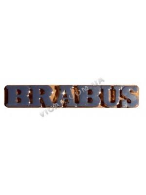 Эмблема на решетку радиатора Brabus