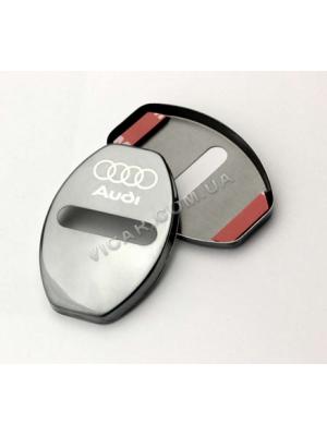 Накладки на петли замков двери Audi