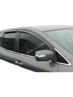 Дефлекторы окон Mazda CX-7 (2007...)