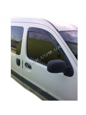 Дефлекторы окон Renault Kangoo (2003-08)