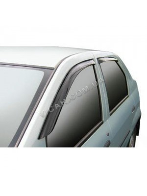 Дефлекторы окон Dacia Logan (2005...)