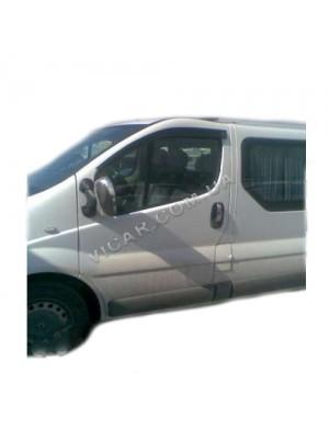 Дефлекторы окон Renault Trafic (2004-10)