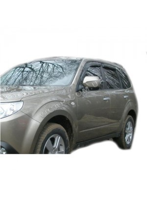 Дефлекторы окон Subaru Forester (2008...)