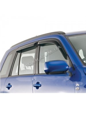 Дефлекторы окон Suzuki Grand Vitara (2005...)
