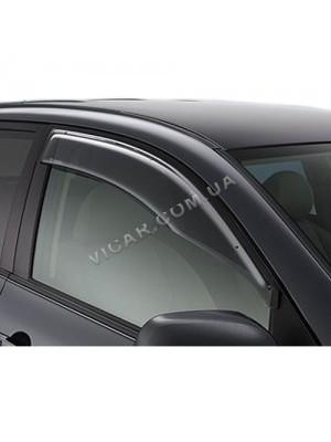 Дефлекторы окон Toyota Avensis (03-08)