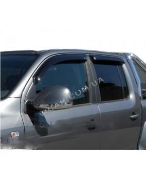 Дефлекторы окон Volkswagen Amarok (2010...)