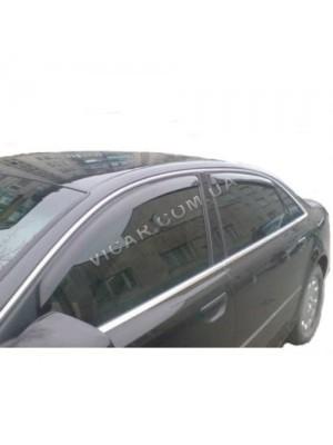 Дефлекторы окон Audi A6 (2004...)