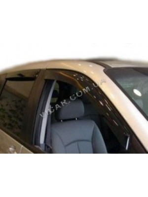 Дефлекторы окон Audi Q7 (2006...)