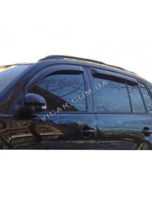 Дефлекторы окон Volkswagen Tiguan (2007...)