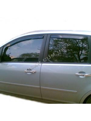 Дефлекторы окон Ford C-MAX (2003-07)