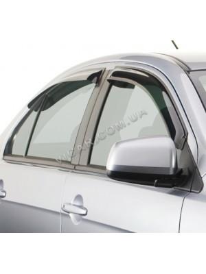 Дефлекторы окон Ford Fiesta (2008...)