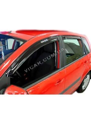 Дефлекторы окон Ford Fiesta (2002-07)