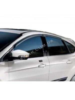 Дефлекторы окон Ford Focus (2011...)