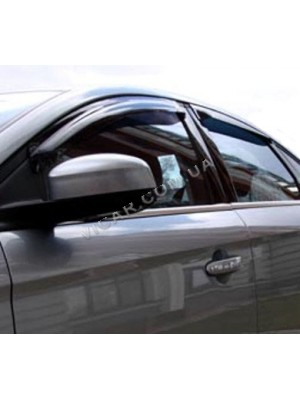 Дефлекторы окон Ford Mondeo (2008...)
