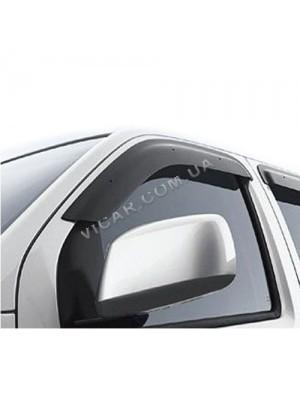 Дефлекторы окон Nissan Patrol (05-10)
