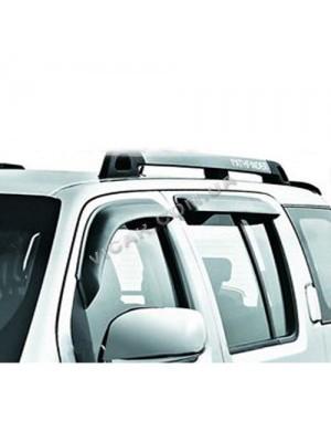 Дефлекторы окон Nissan Pathfinder (2005-10)