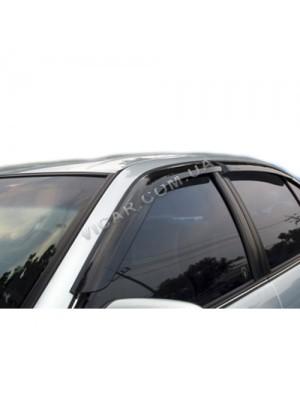 Дефлекторы окон Nissan Maxima QX A33 (2000-05)