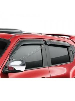 Дефлекторы окон Nissan Juke (2011...)
