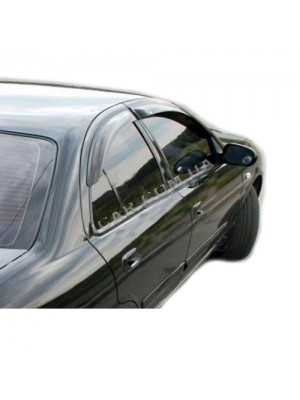 Дефлекторы окон Nissan Almera Classic (2006...)