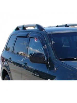 Дефлекторы окон Mitsubishi Pajero Sport (97-08)