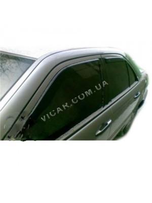 Дефлекторы окон Mercedes C Class W202 (1993-00)