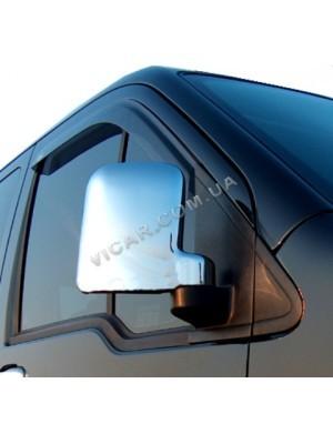 Дефлекторы окон Ford Tourneo Connect (2002-09)