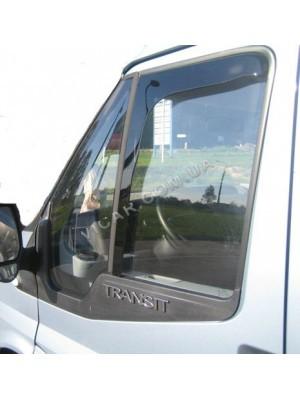Дефлекторы окон Ford Transit (2006+)