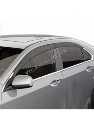 Дефлекторы окон Honda Accord Euro (2008...)