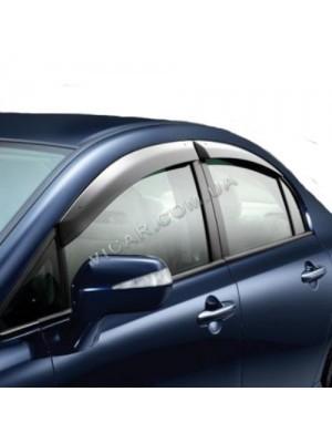Дефлекторы окон Honda Civic (06+)