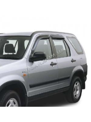 Дефлекторы окон Honda CRV (2002-06)