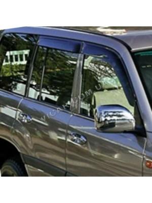 Дефлекторы окон Toyota L/C 100 (1998-06)