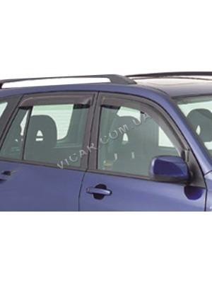 Дефлекторы окон (ветровики) Chrysler Voyager (1995-01)