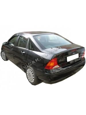 Дефлекторы окон (ветровики) Ford Focus (2000-04)