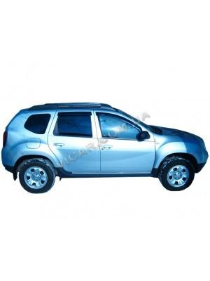 Дефлекторы окон (ветровики) Renault Duster (2011)