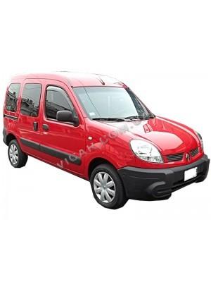 Дефлекторы окон (ветровики) Renault Kangoo (2009)