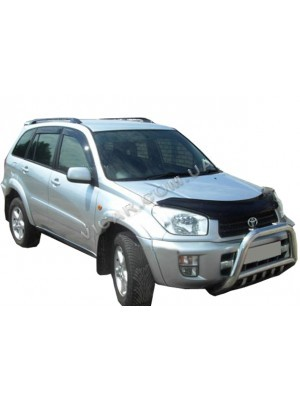 Дефлекторы окон - ветровики Toyota RAV 4 (01-05)