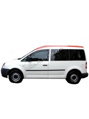 Дефлекторы окон (ветровики) Volkswagen Caddy (2004)