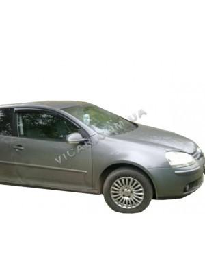 Дефлекторы окон (ветровики) Volkswagen Golf 5 (2003-10)