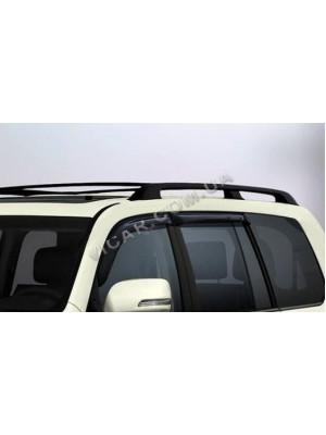 Дефлекторы стекол широкие в стиле Lexus