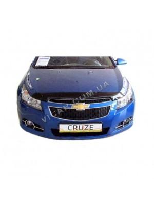 Дефлектор капота Chevrolet Cruze (2009...)
