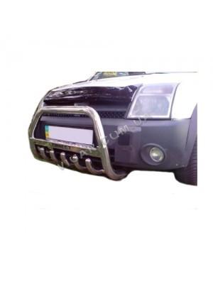 Дефлектор капота Ford Transit  (00-06)