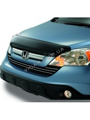 Дефлектор капота Honda CRV (2007-11)