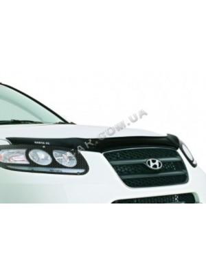 Дефлектор капота Hyundai SantaFe