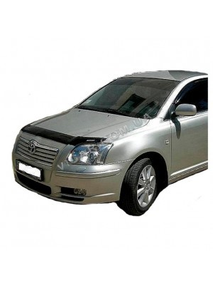 Дефлектор капота Toyota Avensis (2003-08)