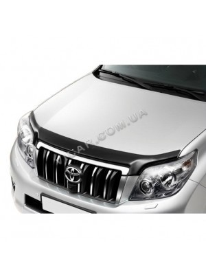 Дефлектор капота Land Cruiser Prado 150 (2009-13)