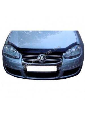 Дефлектор капота Volkswagen Jetta (2005...)